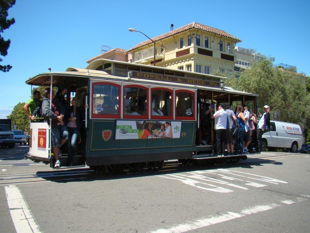 Bondinho - Lombard Street