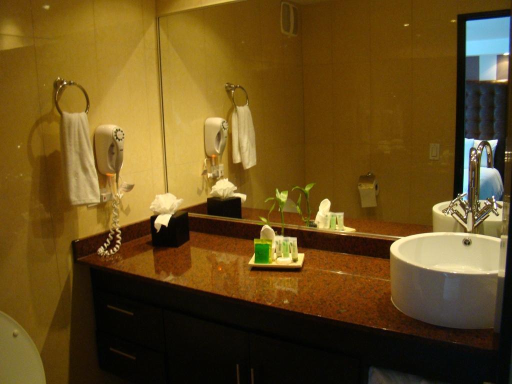Quarto do Hotel Riande Granada - Panamá