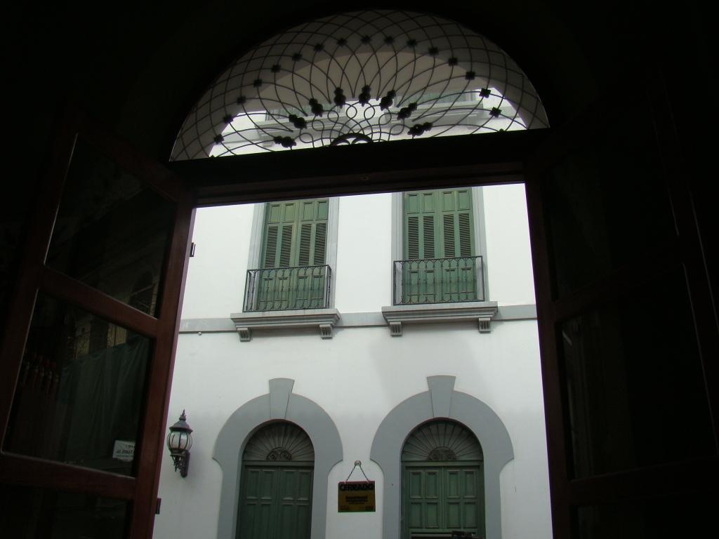 Janela - Cidade do Panamá