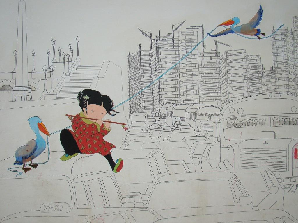Grafites - Cidade do Panamá