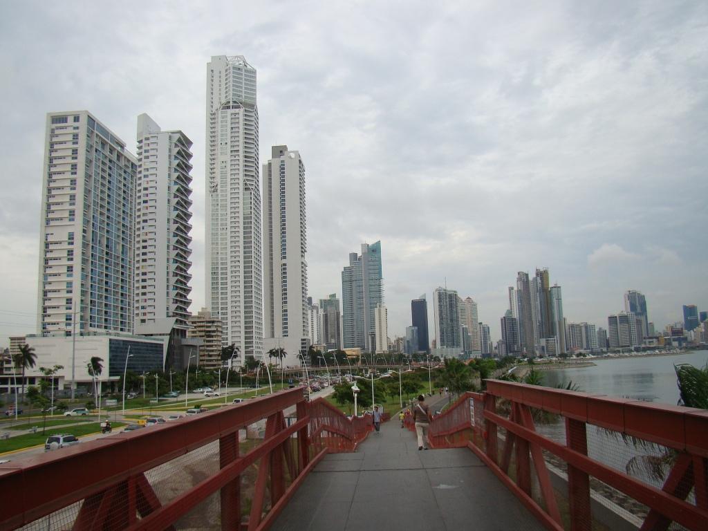 Cinta Costeira - cidade do Panamá