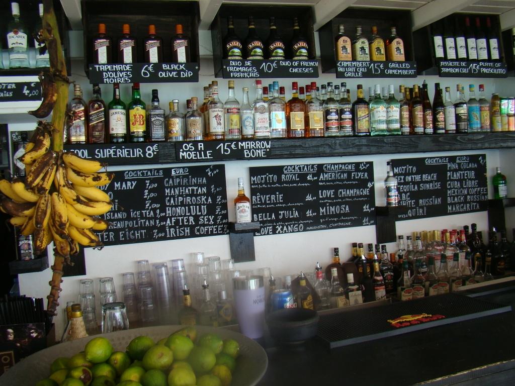 Restaurante Love Hotel - St. Martin
