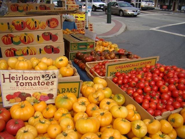 Farmer's Market - Castro