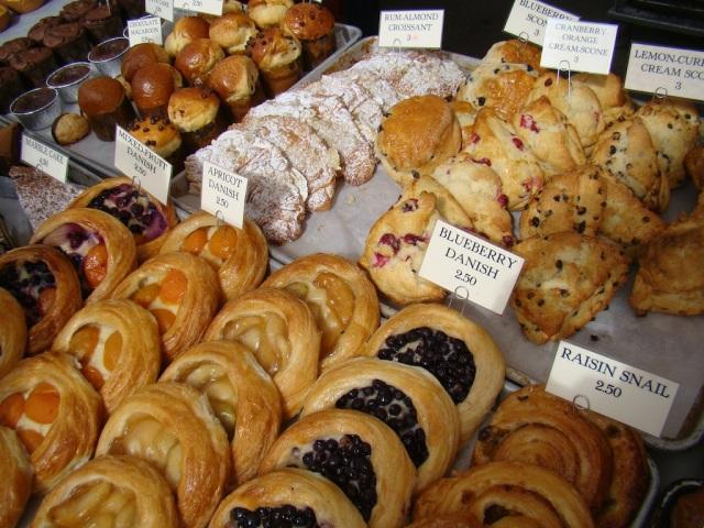pães no Farmer's Market - Castro