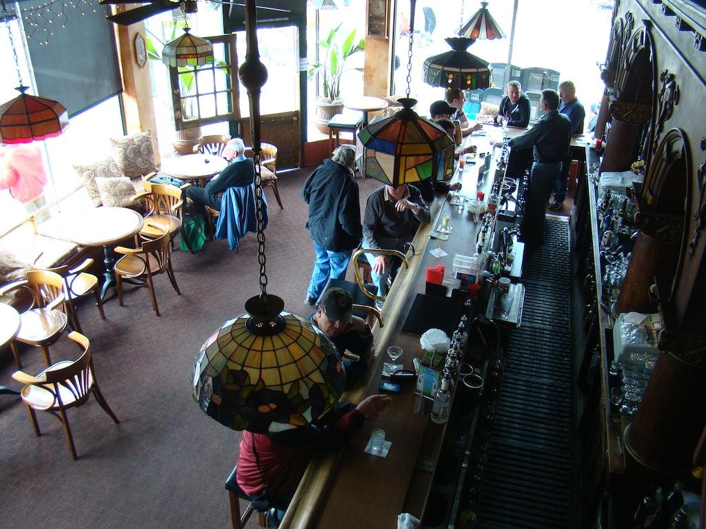 Twin Peaks Tavern: San Franciso