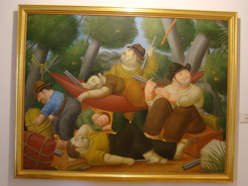 Museu Botero - Bogota