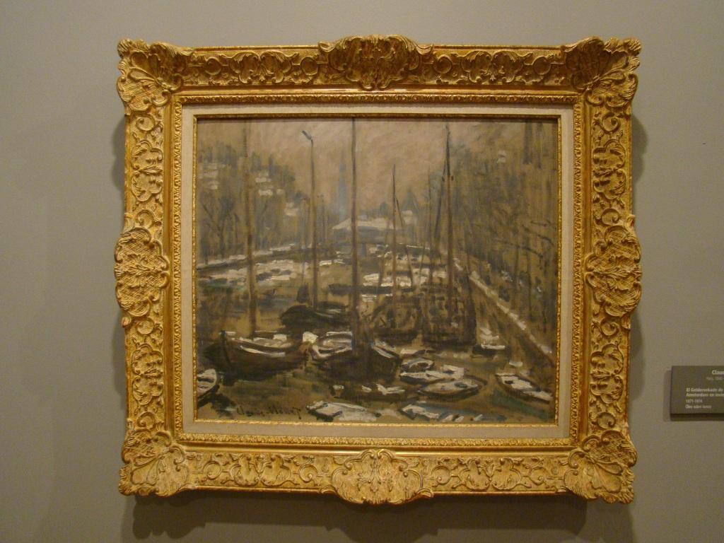 Monet - Museu Botero - Bogota