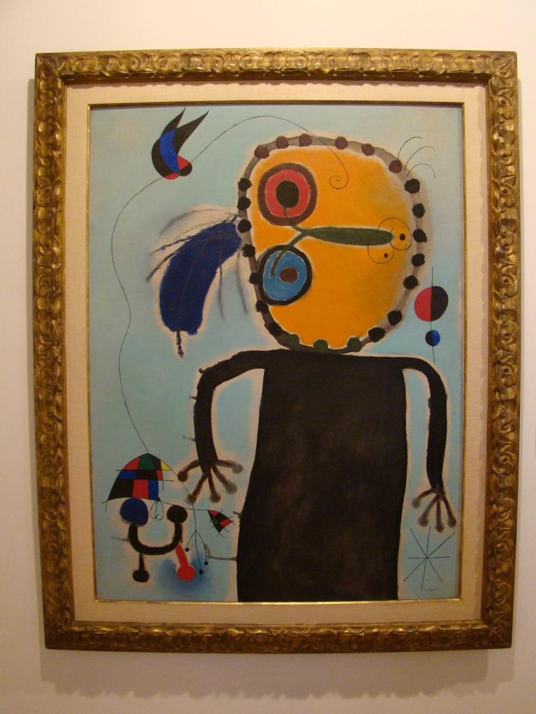 Miró - Museu Botero- Bogota