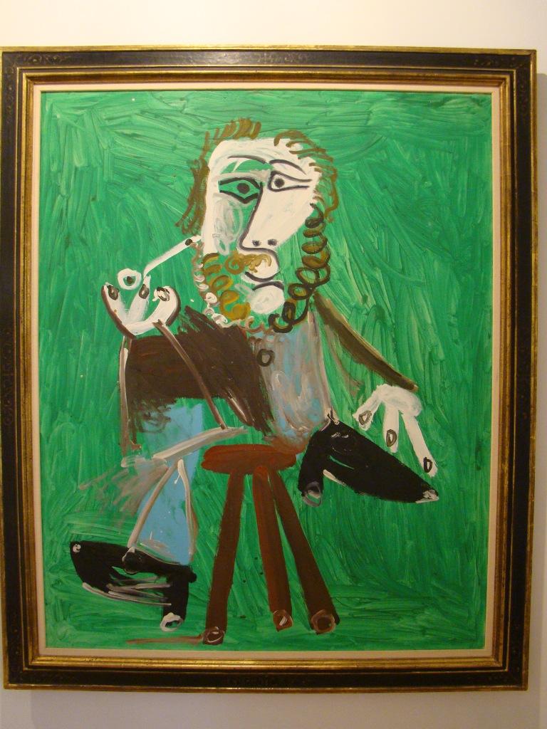 Picasso- Museu Botero- Bogota