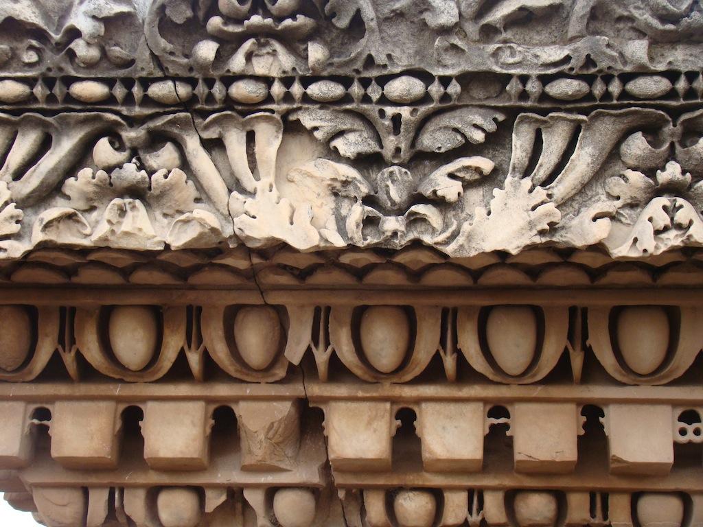 Detalhes do Coliseu