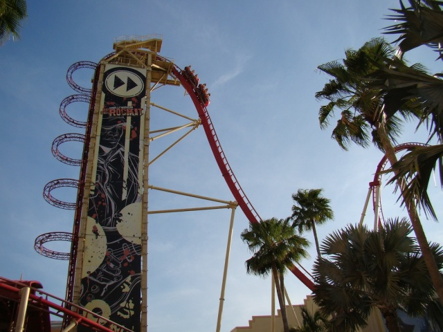 Hollywood Rip Ride Rock it - Universal