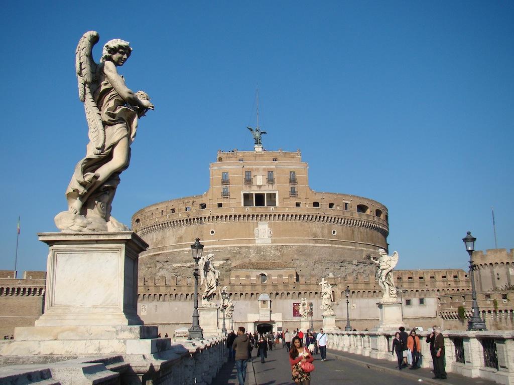 Castelo de São Ângelo - Vaticano