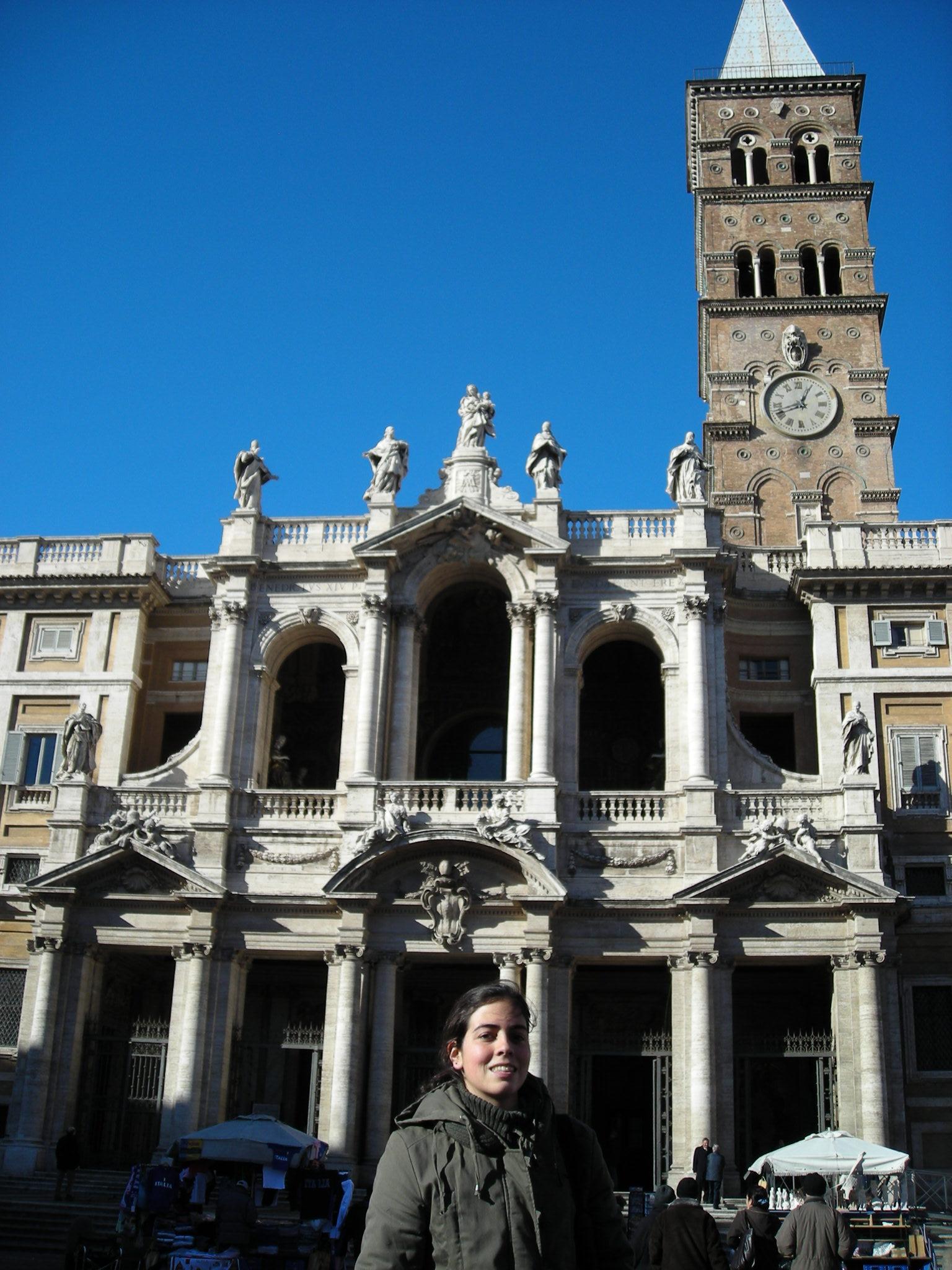 igreja Santa Maria Maggiore