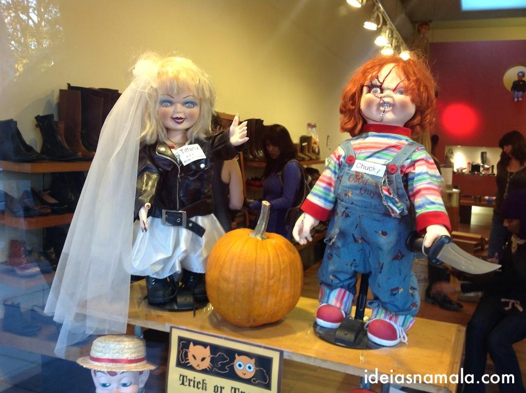 Aparador Blanco ~ Halloween nos Estados Unidos Ideias na mala