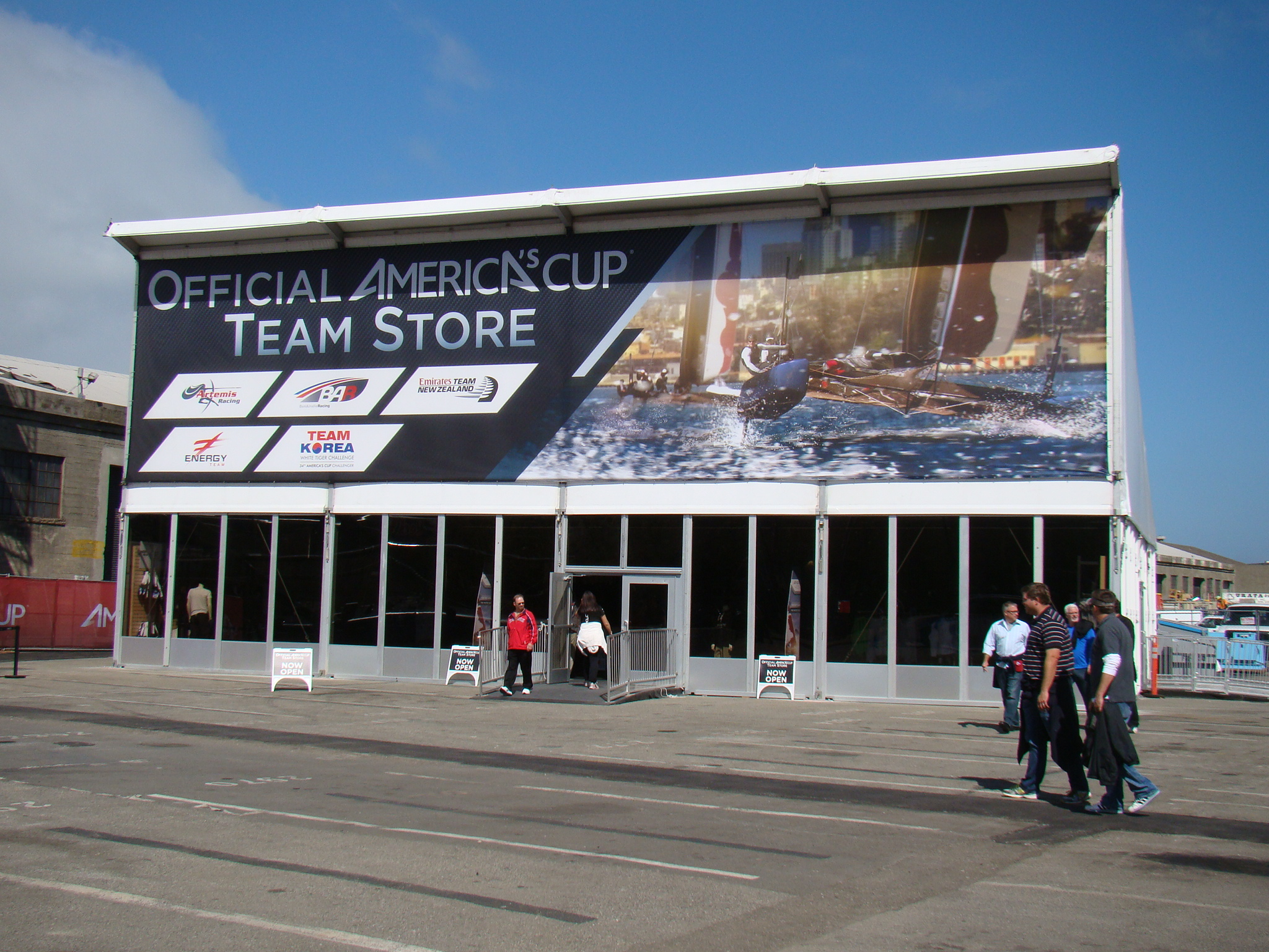 America's Cup 2012