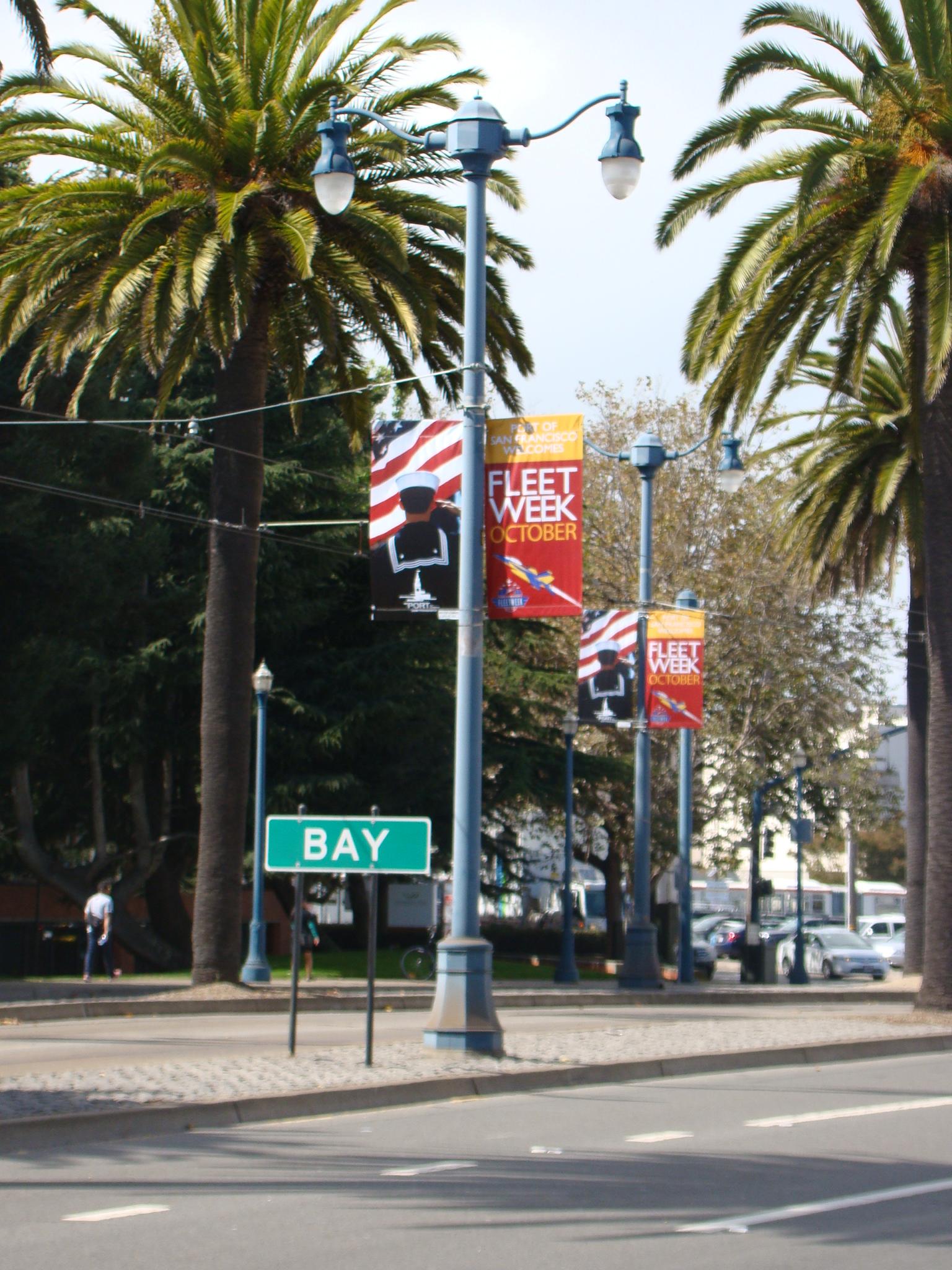 Fleet Week - San Francisco