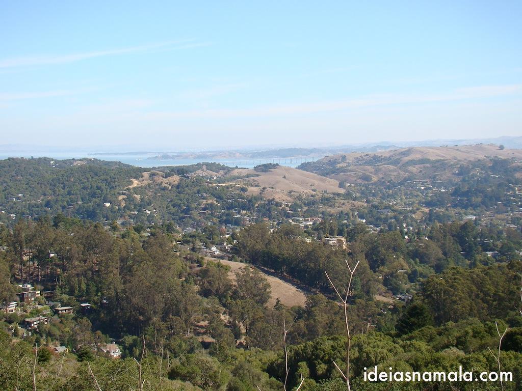 Vista da Panoramic Hwy