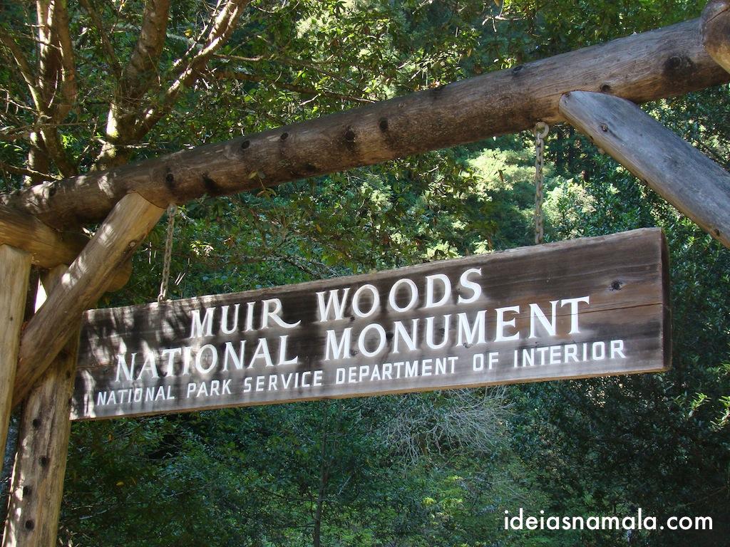 Parque Muir Woods - Califórnia