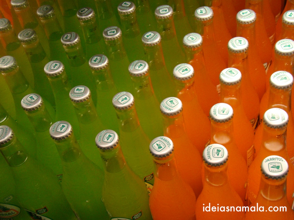 Bebidas no Muir Woods